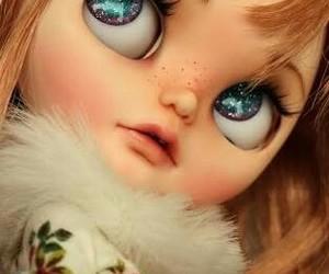 blythe, eyes, and blythe doll image