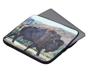 computer accessories and laptop sleeves image