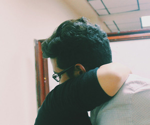 couple, faceless, and indie image