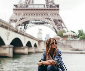 fashion, paris, and photography image