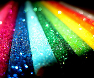 colours and sparkles image
