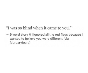 blind, heartbreak, and hurt image