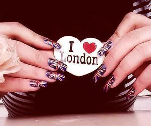 london and nails image