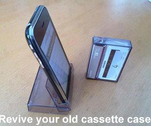 cassette, diy, and ideas image