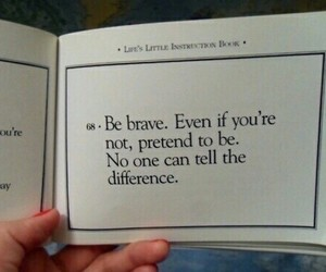 quotes, brave, and book image