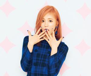 jin, lovelyz jin, and park myeongeun image