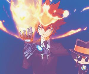 Reborn, katekyo hitman reborn, and anime image