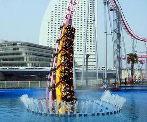 theme park, vanish, and Yokohama image