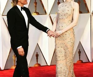 beauty, dress, and Nicole Kidman image