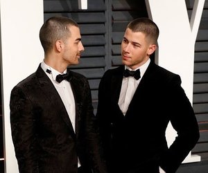 Joe Jonas, nick jonas, and Hot image