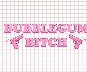 pink, bubblegum bitch, and marina and the diamonds image