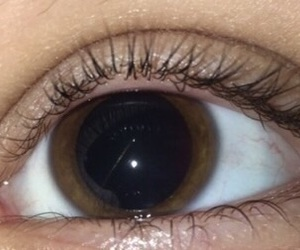 420, rainbow, and red eyes image