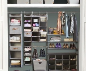 closet, home, and organizador image