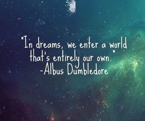 quotes, harry potter, and Dream image