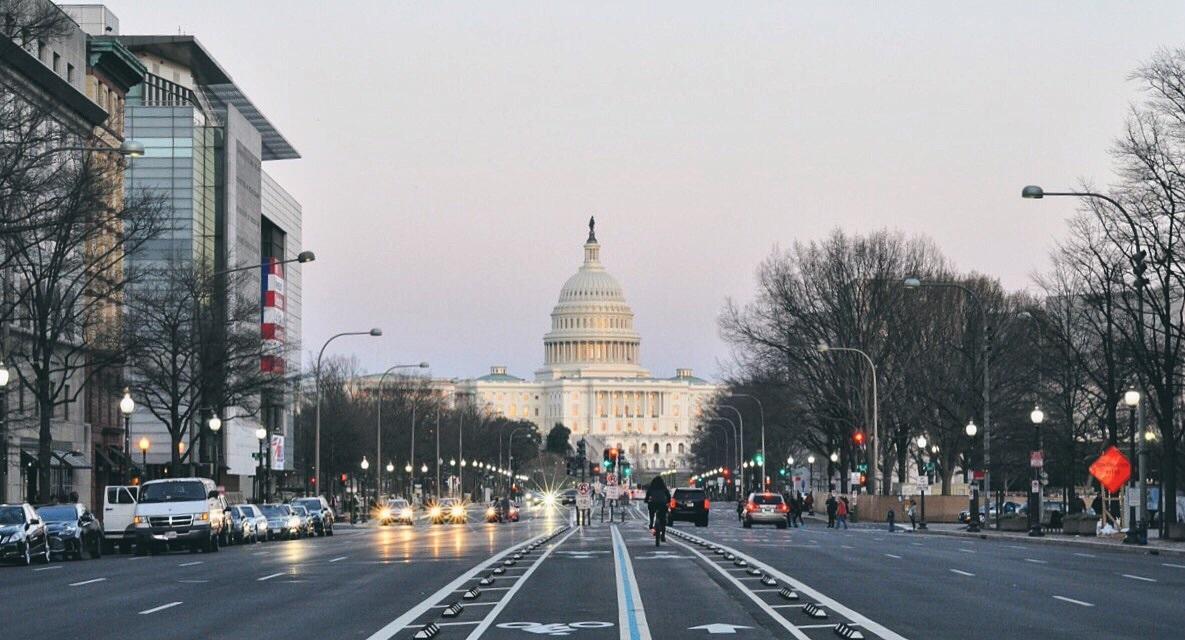 capitol building, DC, and Washington DC image