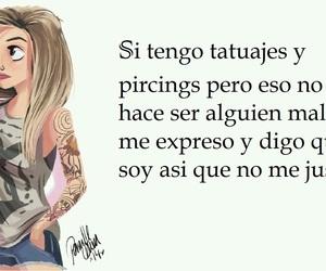tatuajes, pircings, and expresar image