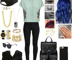 fashion, moda, and outfits image