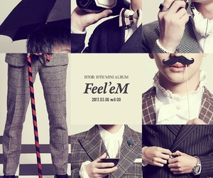 asian, btob, and feel'em image