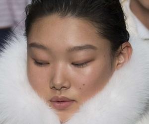 model, fashion, and runway image
