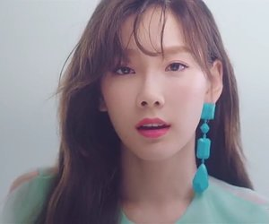 taeyeon, fine, and snsd image