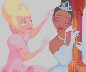 disney and princess and the frog image