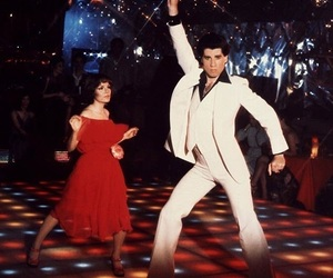John Travolta and saturday night fever image