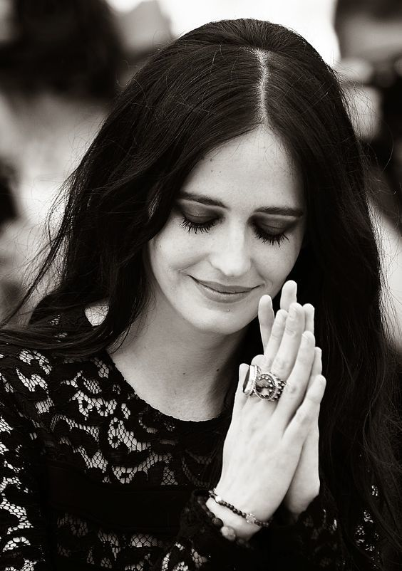 Eva Green Discovered By Briden Ynkinson On We Heart It