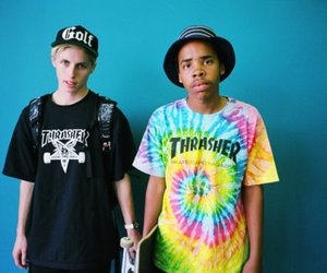 wolf gang, odd future, and ofwgkta image