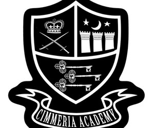night school, carter west, and cimmeria image