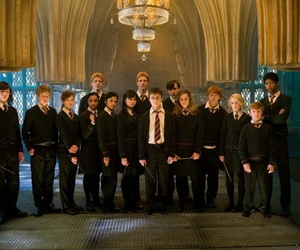 harry potter and dumbledore's army image