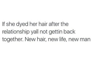 girls, hair, and New Life image