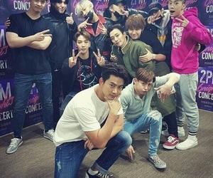 2PM, got7, and bambam image