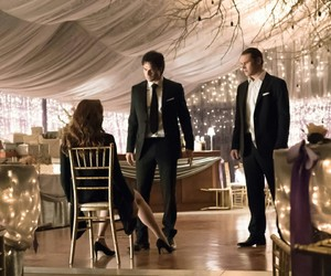ian somerhalder, Vampire Diaries, and damon salvatore image