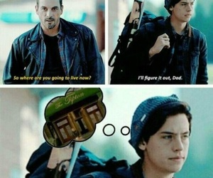 tv show, riverdale, and funny image
