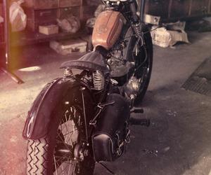 motorbike and motorcycle image