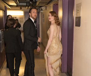 emma stone and ryan gosling image