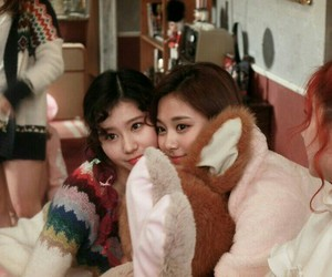 twice, sana, and tzuyu image