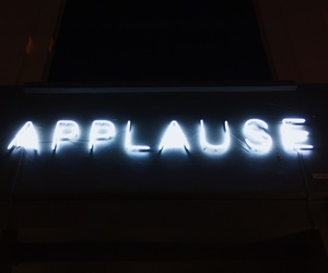 aesthetic, alternative, and applause image