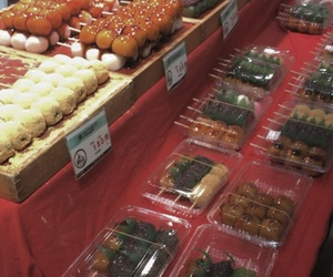 delicious, food, and japanese sweets image