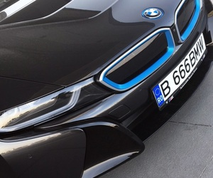 black, blue, and bmw image