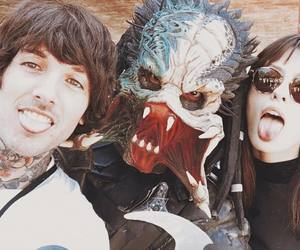 band, bmth, and bring me the horizon image