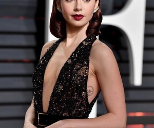 lily collins, actress, and oscar image