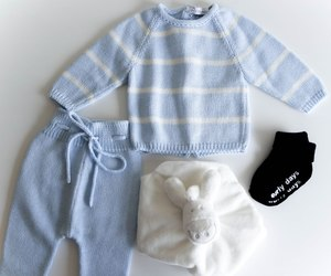 adorable, baby, and clothes image