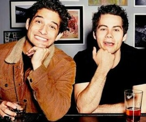 tylerposey, dylano'brien, and scoot mccall image