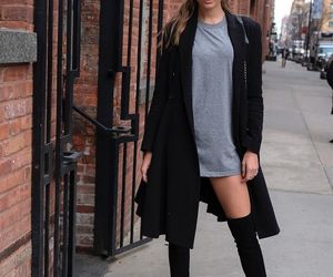 fashion, outfit, and beauty image