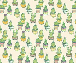 background, cacti, and cactus image