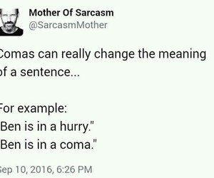 funny, grammar, and hilarious image