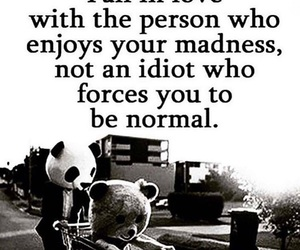 love, madness, and quotes image