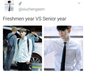 Chen, kpop, and exo image