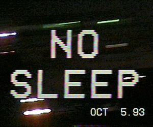 sleep, grunge, and no sleep image